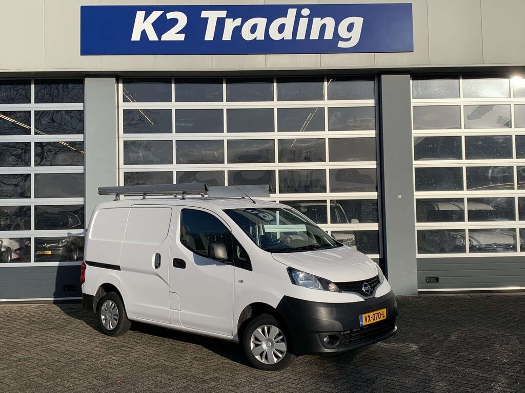 NISSAN NV200 1.5 dCi Optima IMPERIAAL AIRCO CAMERA Kastenwagen